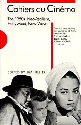 Cahiers Du Cinema By Hillier, Jim